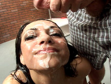 Rachel Milan Loves To Suck On Dick, But Even More Then That...Getting Her Face Covered!