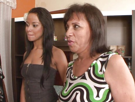 Horny Brazilian Mothers And Daughters 2 - Scene 2