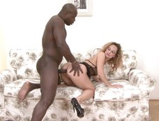 Mommy Banged A Black Man 3 - Scene 1