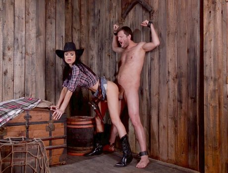 The Good The Bad And The Horny 3 - Scene 3