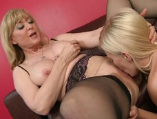 Cougars Crave Young Kittens 8 - Scene 1
