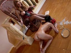 The Dominatrix 4 - Scene 1