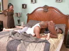 Horny Black Mothers And Daughters 1 - Scene 3
