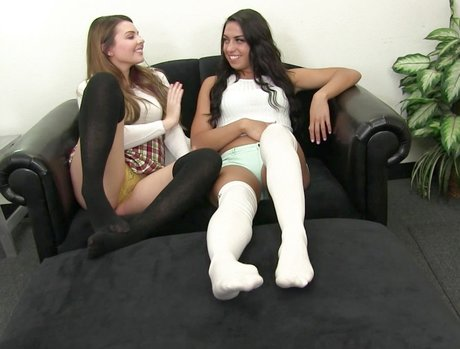These Lesbos Are Strapped 2 - Scene 4