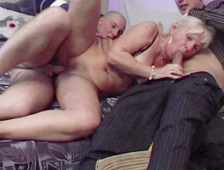 Old Dumb And Begging For Cum 1 - Scene 5