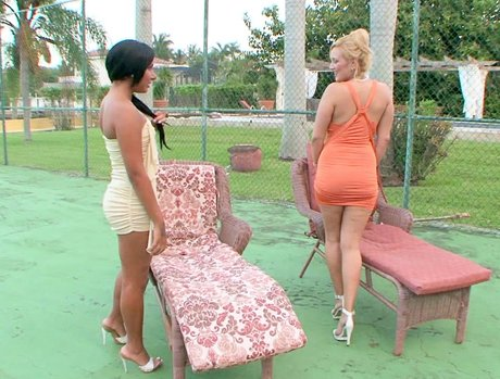 Latina Bad Girls Club 1 - Scene 4