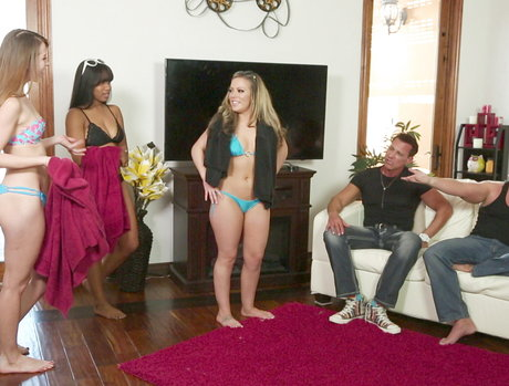 So Cal Swingers Club 4 - Scene 1