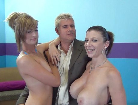 Two Lovely Ladies, One Lucky Boy 1 - Scene 5