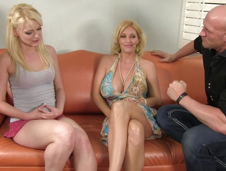 Couples Bang The Babysitter 9 - Scene 4