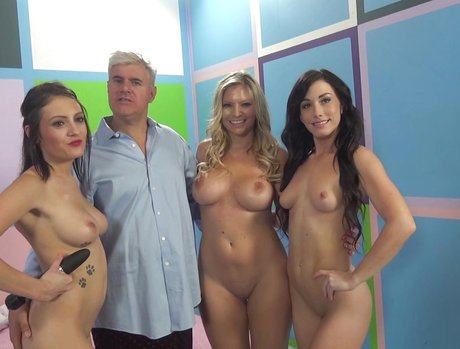 Three Girls For Every Guy 3 - Scene 5
