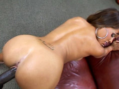 Lex Steele Holds A Casting Call In His Office And Fucks Cassidy Clay About 30 Seconds After She Enters The Room!