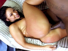 Sexy Cherokee gets her pussy licked then fucked!
