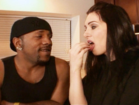 Horny Milf RayVeness and Shorty Mac
