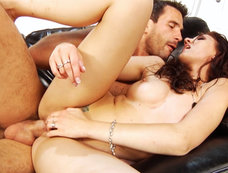 Mia Rose Gets Her Pooper Plowed!