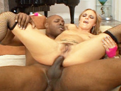 Lexi Love Gets Both Holes Plowed!