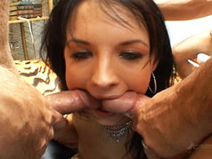 Blowjob Gang Bang with Alektra Blue