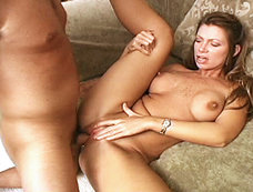 Anal with Toys and Cock for Brunette Jessie James