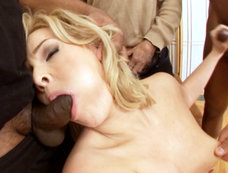 Six Down Her Throat
