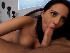 Kiara Rose Swallows After Steamy Sex