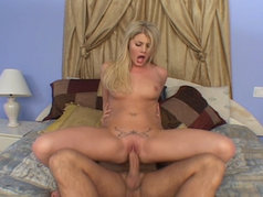 Must See!  Lacie Heart Blowjob, Fuck and Creampie