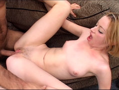 Paris Showers Proves She Loves Rough Anal Sex