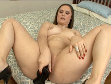 Charlotte Vale Makes Sure I Know She Wants Anal
