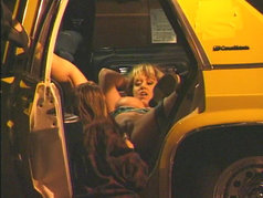 Nasty Filthy Cab Rides 7 - Scene 3