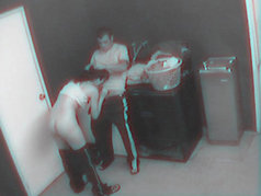 Security Cam Chronicles 1 - Scene 1