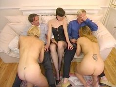 British Teen Girls 6 - Scene 2
