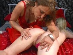 Mature Women With Younger Girls 8 - Scene 3