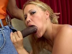 Black In The Blondes 3 - Scene 3