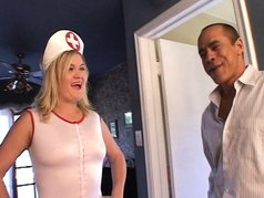 Chunky House Call Nurses 2 - Scene 5 (BTS)