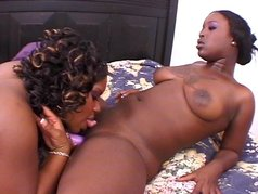 Holla Black Girls 12 - Scene 3