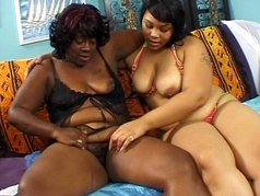 Holla Black Girls 12 - Scene 4