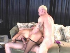 Double Ass Meat Injection 1 - Scene 3