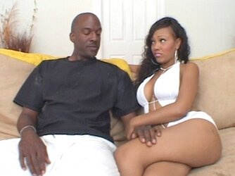 Black Dick En Black Chicks 1 - Scene 4