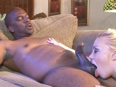 I Love Black Dicks 3 - Scene 2