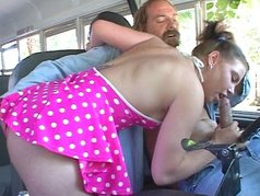School Bus Girls 1 - Scene 4