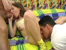 Young And Full Of Cum 1 - Scene 1