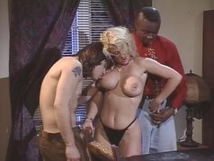 Black And Wet 1 - Scene 6