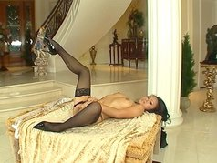 Mya Luanna's High Heel Adventure 1 - Scene 3