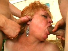 My Naughty Grandma Is Still Horny 1 - Scene 2