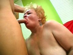 My Naughty Grandma Is Still Horny 1 - Scene 3