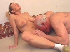 Grandpa Loves Young Girls 1 - Scene 6