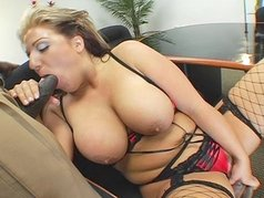 Lexington Loves Huge White Tits 1 - Scene 11