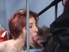 Bitches Behind Bars 1 - Scene 4