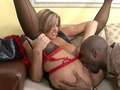 All National Interracial Cougar Hunt 4 - Scene 5