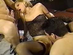 Blondes Who Love To Suck Dick - Scene 5