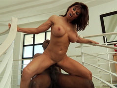 MILF Devon Michaels Shows L.T. Turner a Hardcore Interracial Good Time