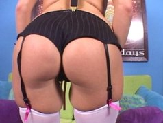 Pigtails Round Asses 7 - Scene 4